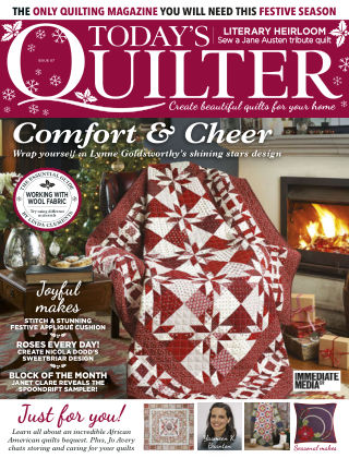 Today's Quilter Issue67