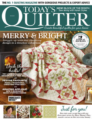 Today's Quilter Issue68