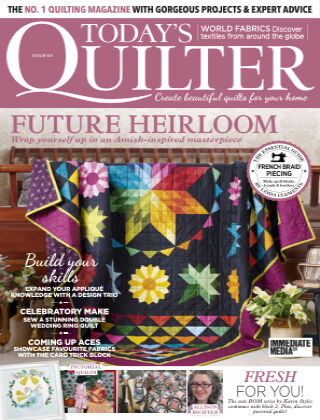 Today's Quilter Issue69