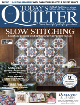 Today's Quilter Issue70