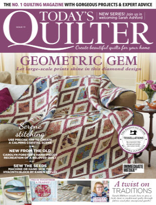 Today's Quilter Issue71