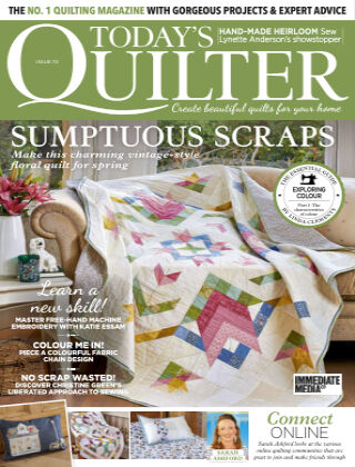 Today's Quilter Issue72