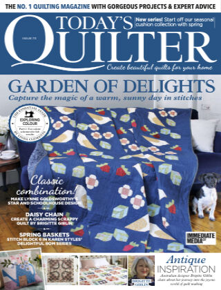 Today's Quilter Issue73