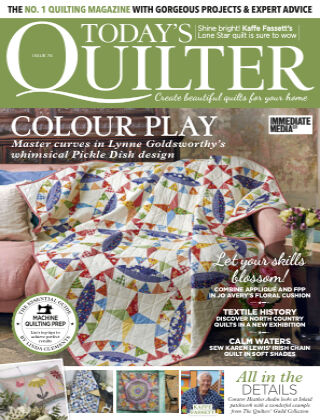 Today's Quilter Issue74