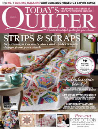 Today's Quilter Issue75