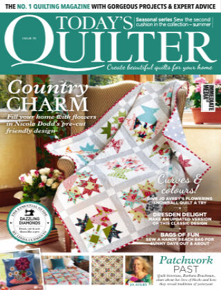 Today's Quilter Issue76