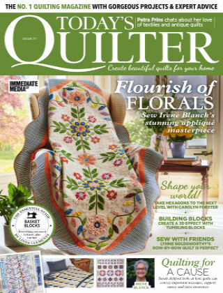 Today's Quilter Issue77
