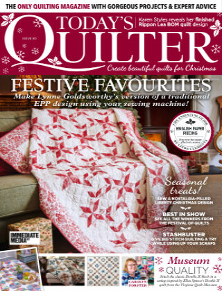 Today's Quilter Issue80