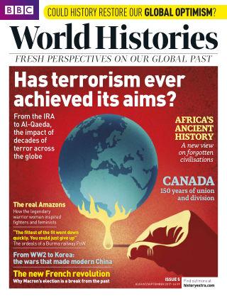 BBC World Histories Issue 005