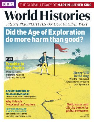 BBC World Histories Issue 009
