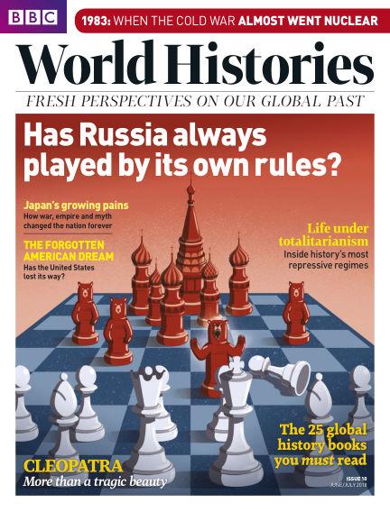 BBC World Histories May 18, 2018 00:00