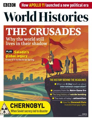 BBC World Histories Issue 016