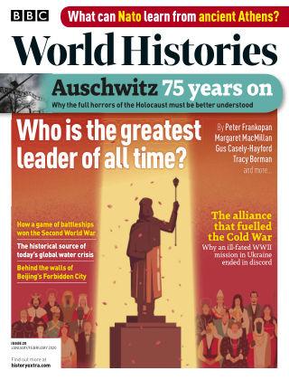BBC World Histories Issue020