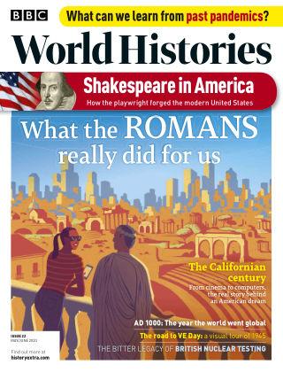 BBC World Histories Issue022