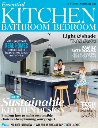 Essential Kitchen Bedroom and Bathroom November2019