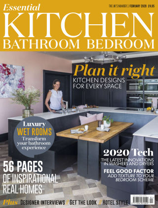 Essential Kitchen Bedroom and Bathroom February2020