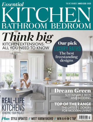 Essential Kitchen Bedroom and Bathroom March2020