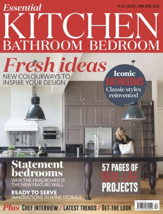 Essential Kitchen Bedroom and Bathroom April2020