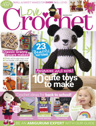 Love Crochet Issue78