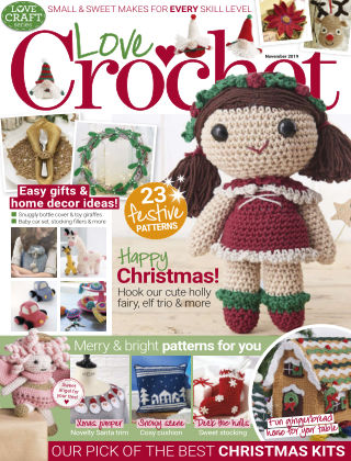 Love Crochet Issue80