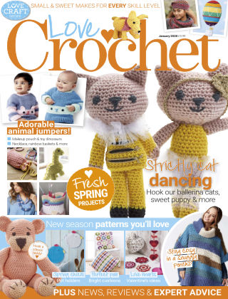 Love Crochet Issue82