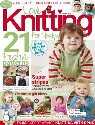 Love Knitting For Baby October2019