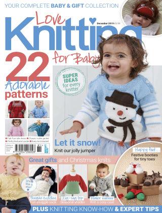 Love Knitting For Baby December2019