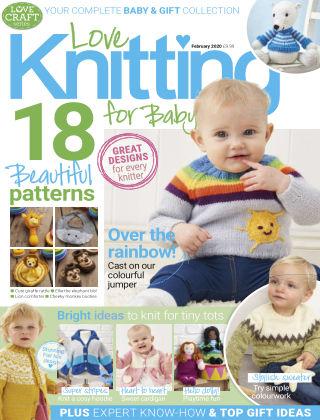 Love Knitting For Baby February2020