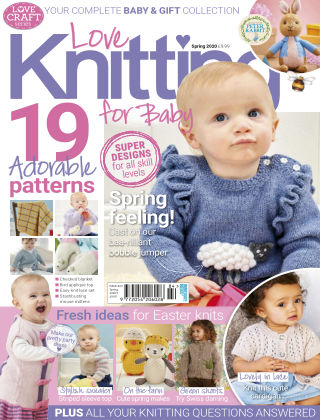 Love Knitting For Baby Spring2020