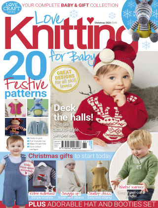 Love Knitting For Baby Christmas2020