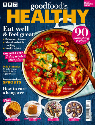 BBC Home Cooking Series HealthyWinter2019