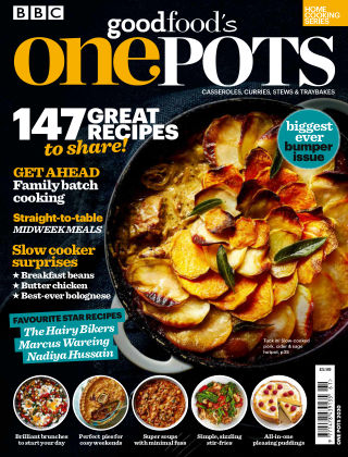 BBC Home Cooking Series OnePots2020