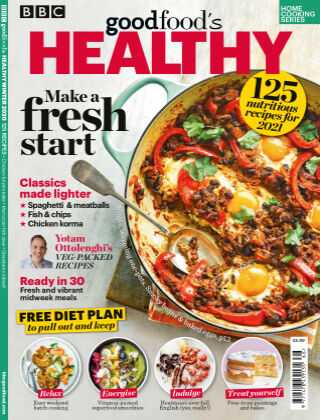 BBC Home Cooking Series HealthyWinter2020