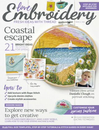Love Embroidery Issue11