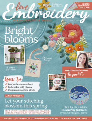 Love Embroidery Issue12