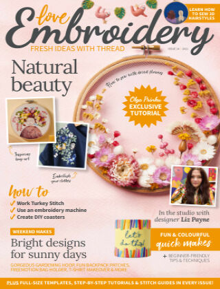 Love Embroidery Issue14