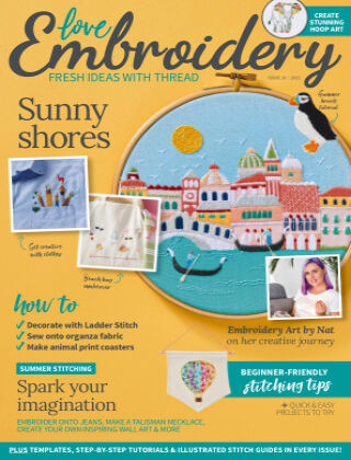 Love Embroidery Issue16