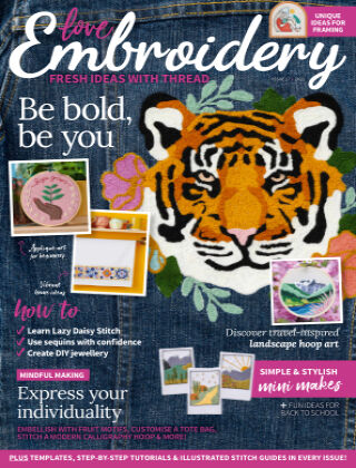 Love Embroidery Issue17