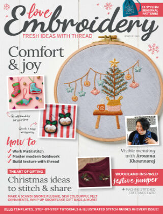 Love Embroidery Issue19