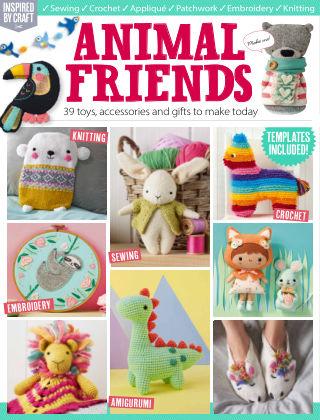 Crafting Specials AnimalFriends