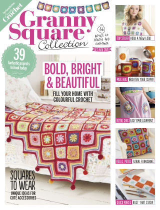 Crafting Specials Granny Squares