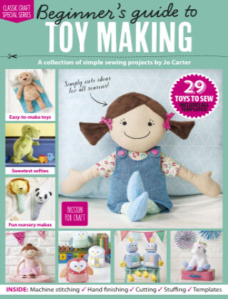 Crafting Specials Toy Making