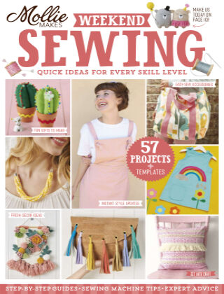 Crafting Specials Weekend Sewing