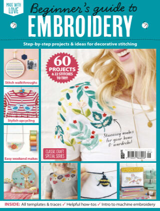 Crafting Specials Embroidery 2019