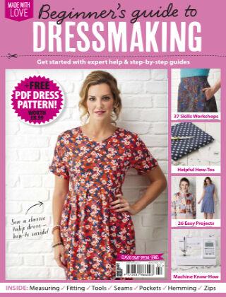 Crafting Specials Dressmaking 2020