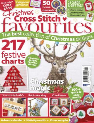 Crafting Specials Cross Stitch Xmas 20