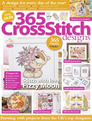 Cross Stitch Specials Issue2018