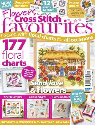 Cross Stitch Specials FavouritesSpring2019