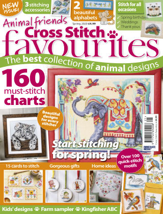 Cross Stitch Specials FavouritesSpring2020