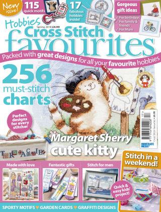 Cross Stitch Specials FavouritesSpring2018